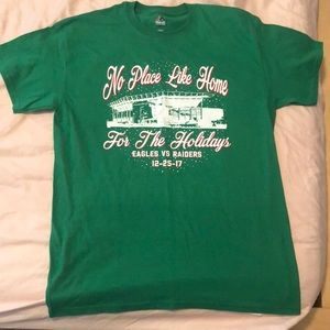 PHILADELPHIA EAGLES - Christmas T-Shirt
